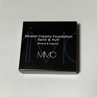 MiMC - 新品 MiMC ミネラルクリーミーファンデーション 102 ETVOS