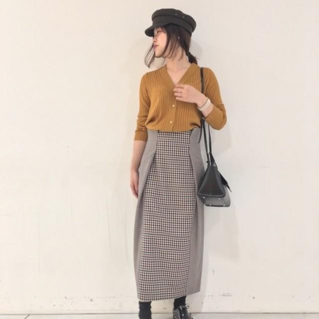 TOMORROWLAND(トゥモローランド)の  Abahouse Devinette スカートアバハウス レディースのスカート(ロングスカート)の商品写真