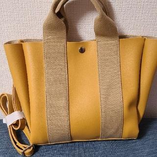 しまむら - 新品未使用 2wayトートバッグ