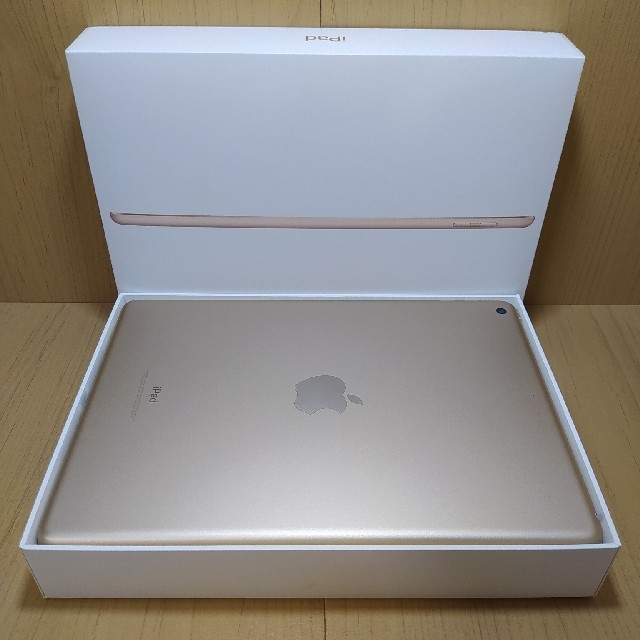 Apple(アップル)の(美品)Ipad 9.7 第5世代 Wifi 128Gb スマホ/家電/カメラのPC/タブレット(タブレット)の商品写真