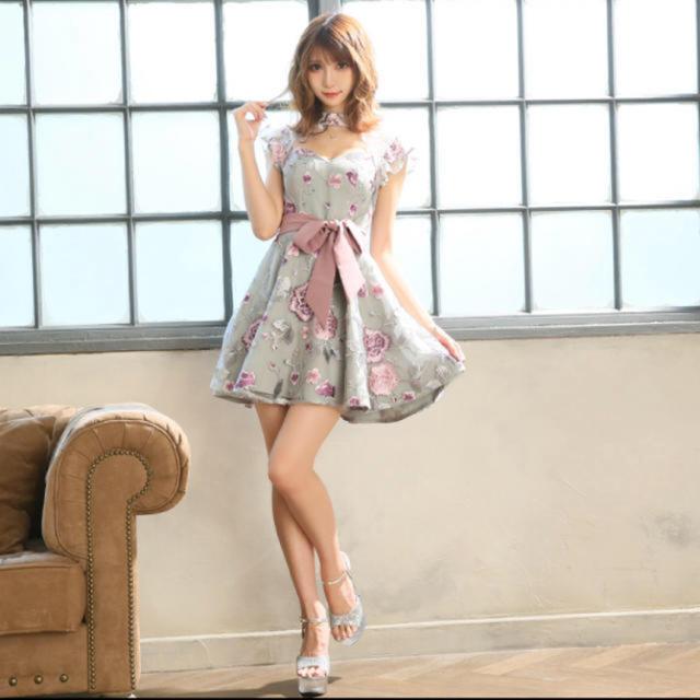 JEWELS(ジュエルズ)のキャバ ドレス レディースのフォーマル/ドレス(ミニドレス)の商品写真