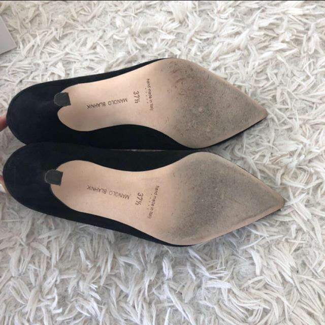 Ron Herman(ロンハーマン)のロンハーマン別注 マノロブラニク レディースの靴/シューズ(ハイヒール/パンプス)の商品写真