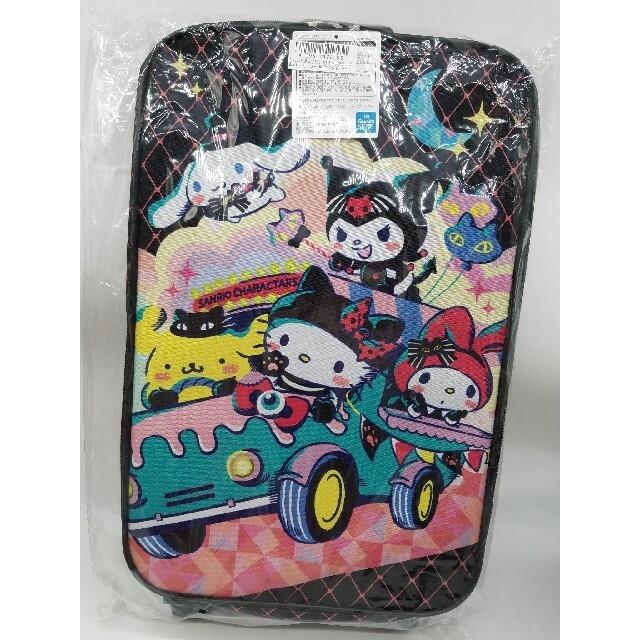 トレバ限定 サンリオキャラクターズキャリーケース〜黒猫スタイル〜 レディースのバッグ(スーツケース/キャリーバッグ)の商品写真
