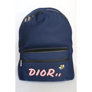 ディオールオム(DIOR HOMME)の★☆新品未使用 Dior Homme × KAWS バックパック★☆(バッグパック/リュック)