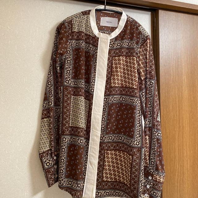 TODAYFUL(トゥデイフル)のtodayful 今季シャツ レディースのトップス(シャツ/ブラウス(長袖/七分))の商品写真