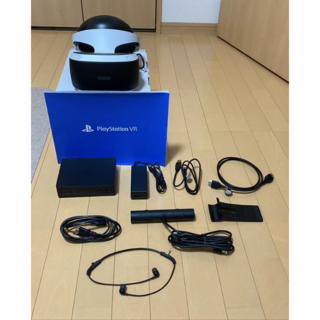 プレイステーションヴィーアール(PlayStation VR)のPlayStation VR(カメラ・ソフト同梱版)(その他)