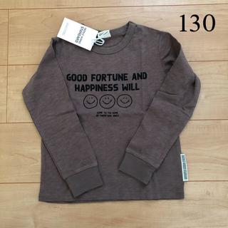 ニードルワークスーン(NEEDLE WORK SOON)の専用  ニードルワークス SmileロンT  130 110(Tシャツ/カットソー)