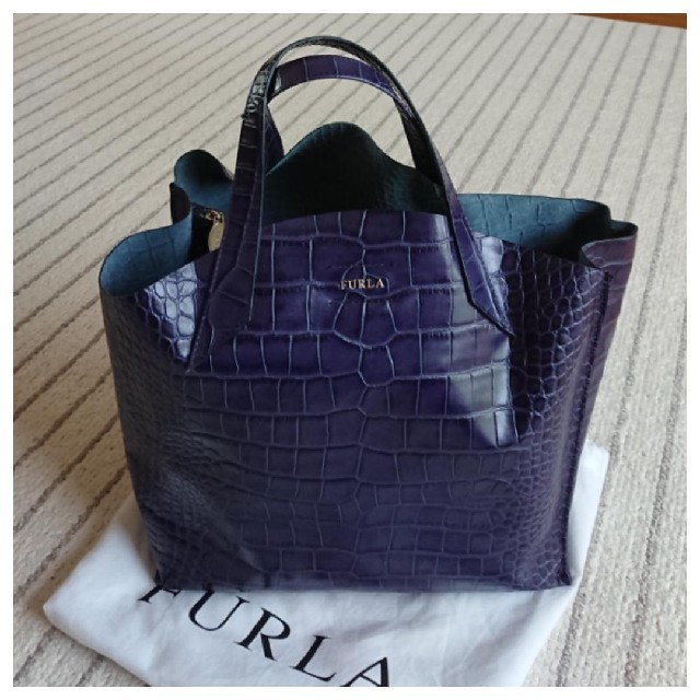 Furla(フルラ)のフルラ 美品 トートバッグ レディースのバッグ(トートバッグ)の商品写真