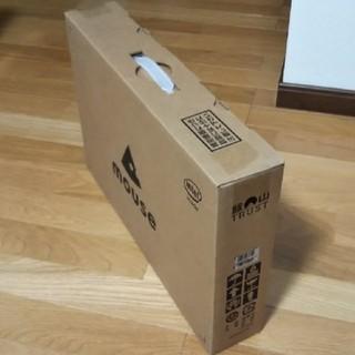 マウスコンピューター ノートPC 15.6型 Corei7(4コア/8スレッド)(ノートPC)