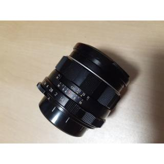 ペンタックス(PENTAX)のpentax 50mm 1.4 m42 113(レンズ(単焦点))