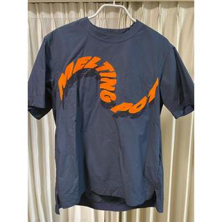 サカイ(sacai)のMELTING POT sacai プルオーバー 19aw(Tシャツ/カットソー(半袖/袖なし))