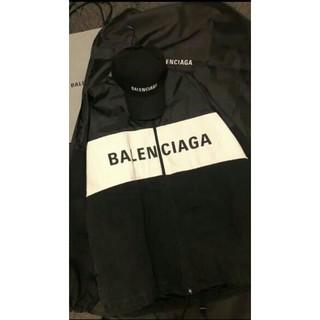 Balenciaga - balenciagaトラックジャケット ナイロンジャケット