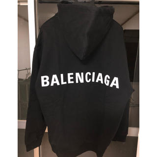 Balenciaga - ☆本日午後8時までの出品☆ バレンシアガ balenciaga パーカー S