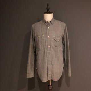ラルフローレン(Ralph Lauren)の希少 sunny sports ヴィンテージワークシャツ L  80s90s(シャツ)
