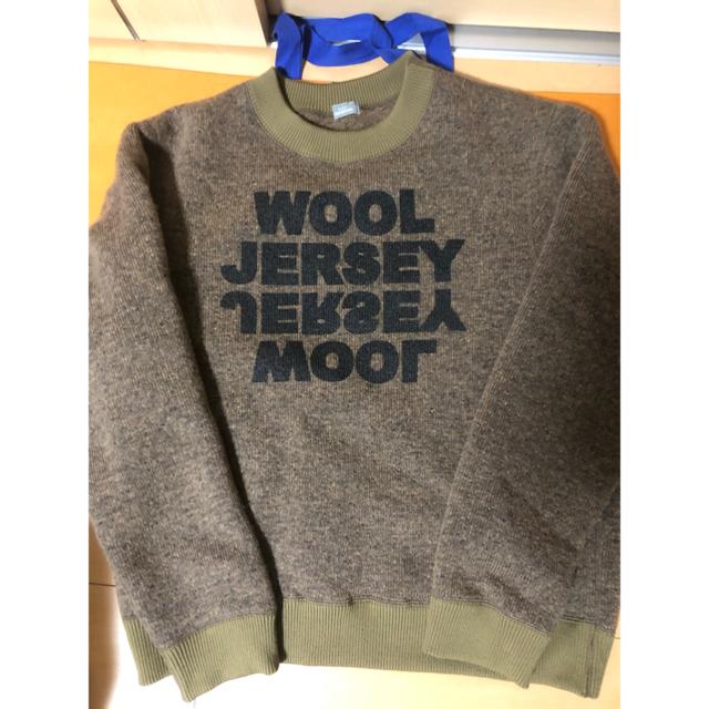 kolor(カラー)のkolor BEACON ロゴニット  メンズのトップス(ニット/セーター)の商品写真