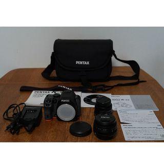 PENTAX - PENTAX K-s2 本体(DA 18-50mm ,DA 35mm F2.4)