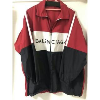 Balenciaga - BALENCIAGA トラックジャケット ナイロンジャケット