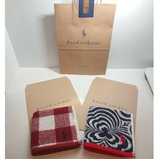 ラルフローレン(Ralph Lauren)のプレゼント用『Ralph Lauren』タオルハンカチセット②(ハンカチ)