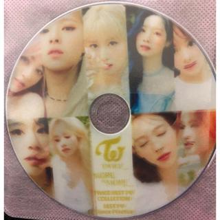 ウェストトゥワイス(Waste(twice))のTWICE 大人気🎼最新52曲入り PV&TV 画質良好 チャプターあります⭐(アイドル)