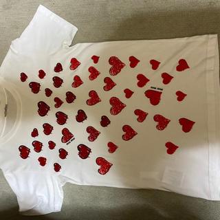 miumiu - ミュウミュウ♡Tシャツ