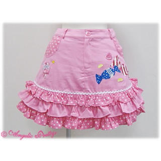 Angelic Pretty - Angelic pretty Happy Candy Skirt
