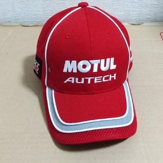 日産 - 日産 赤色 帽子