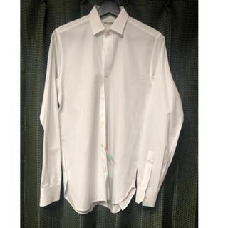 Saint Laurent - タグ無しアウトレット価格SAINT LAURENT イヴカラーシャツ