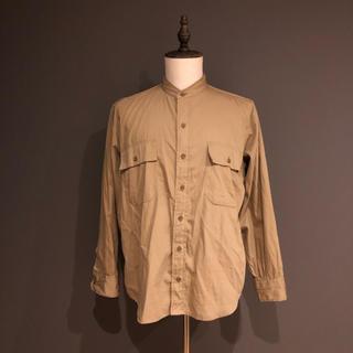 ラルフローレン(Ralph Lauren)の希少 ヴィンテージシャツ 70sチェコ軍 L  80s90s(シャツ)