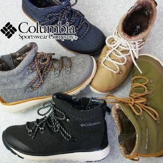 コロンビア(Columbia)の新品 コロンビア 919ミッド2 オムニテック 23.0㎝ ショートブーツ 防水(ブーツ)