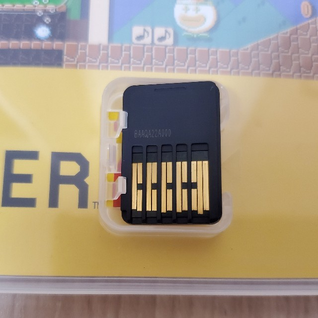 Nintendo Switch(ニンテンドースイッチ)のスーパーマリオメーカー2 Switch用ソフト エンタメ/ホビーのゲームソフト/ゲーム機本体(家庭用ゲームソフト)の商品写真
