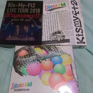 Kis-My-Ft2 - Kis-My-Ft2  DVD  3点セット