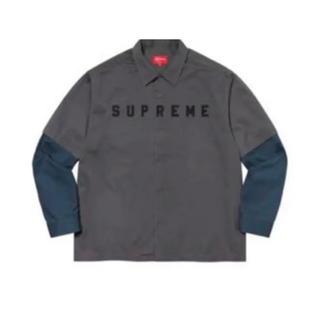 Supreme - Supreme work shirt