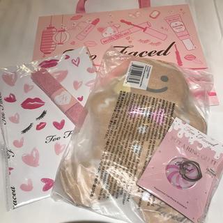 Too Faced - 【新品】トゥーフェイスド ノベルティ クリスマスコフレ too faced