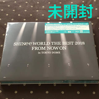 SHINee - 【Blu-ray】SHINee FROM NOW ON 初回生産限定盤 初回盤