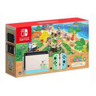 Nintendo Switch - Nintendo Switch  【あつまれ どうぶつの森セット】