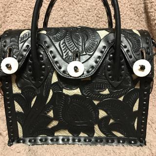 GRACE CONTINENTAL - 美品グレースコンチネンタル カービングバッグ