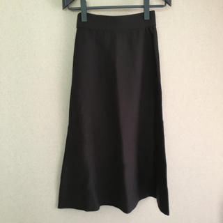 MUJI (無印良品) - 新品 無印 ニットスカート