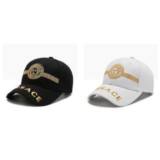 VERSACE - versace キャンプ帽子