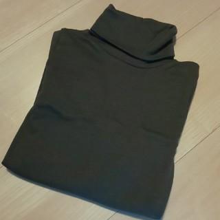 ボンポワン(Bonpoint)の【新品】ボンポワン タートルネック 6a(Tシャツ/カットソー)