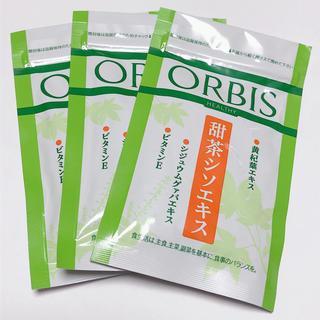 ORBIS - ORBIS  甜茶シソエキス 3袋 新品