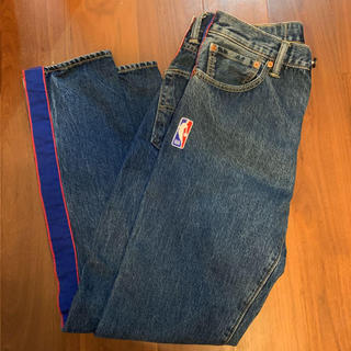 Levi's - JUST DON NBA Levi's All-Star 501 W32 L34