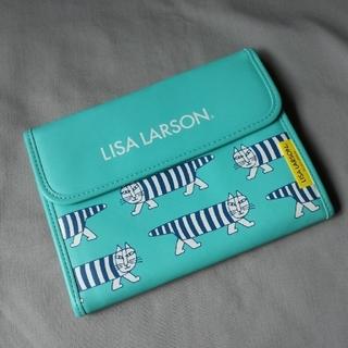 リサラーソン(Lisa Larson)のLISA LARSON 貴重品管理ケース素敵なあの人 付録(ポーチ)