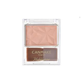 CANMAKE - CANMAKE(キャンメイク) ハイライター N01(シルキーベージュ)
