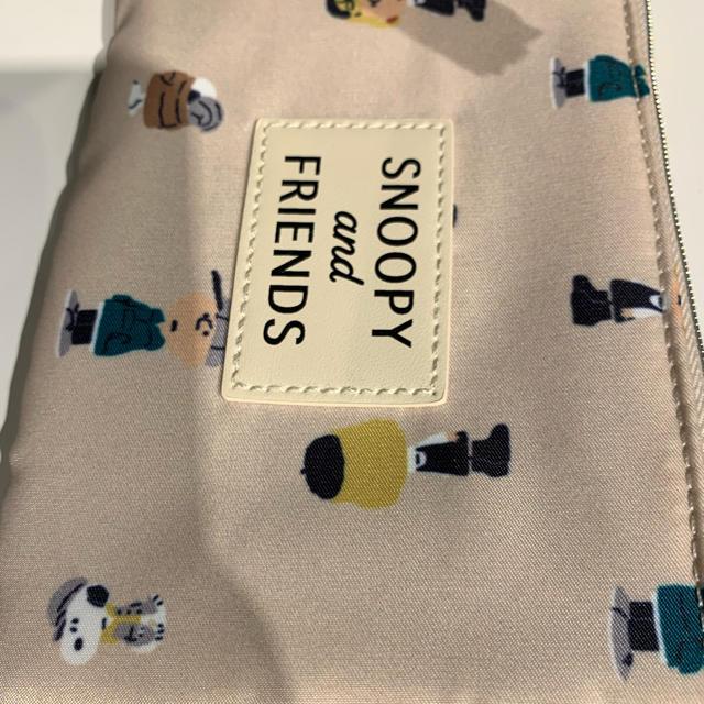 SNOOPY(スヌーピー)のUSJ  スヌーピー  ポーチセット☆新商品☆ウィンターグッズ エンタメ/ホビーのおもちゃ/ぬいぐるみ(キャラクターグッズ)の商品写真