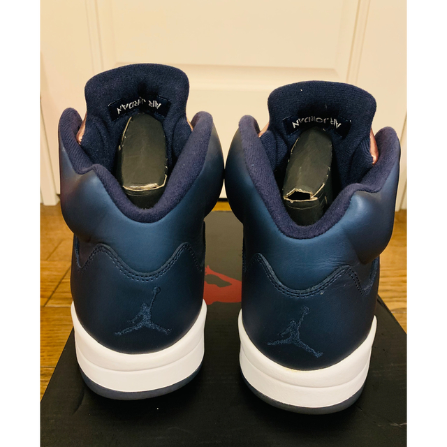 NIKE(ナイキ)のNIKE JORDAN 5 BRONZE ナイキ ジョーダン5 27.5cm メンズの靴/シューズ(スニーカー)の商品写真