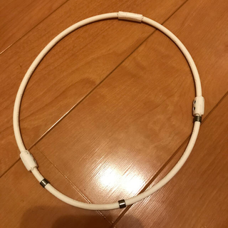 Colantotte  磁気 ネックレス 白 ホワイト(その他)