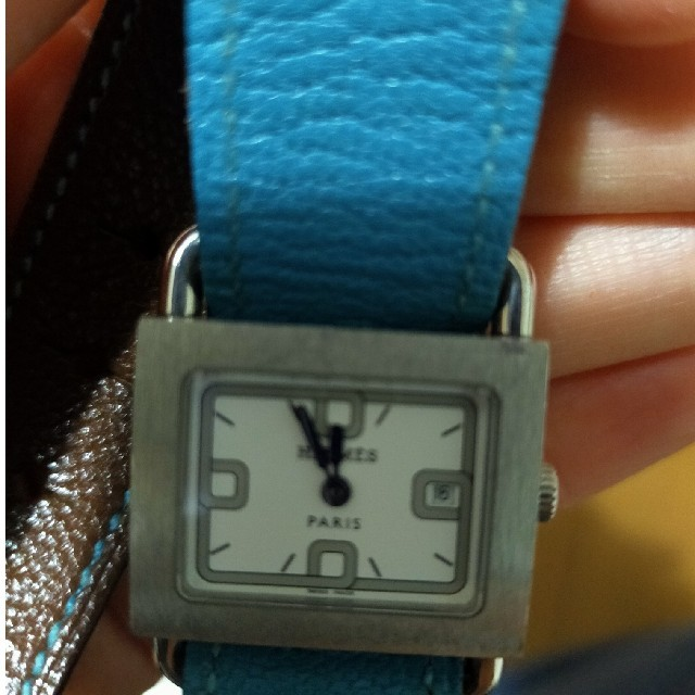 Hermes(エルメス)の訳あり HERMES腕時計 レディースのファッション小物(腕時計)の商品写真
