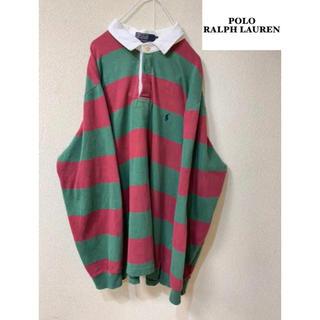 POLO RALPH LAUREN - ラルフローレン ラガーシャツ ポロシャツ