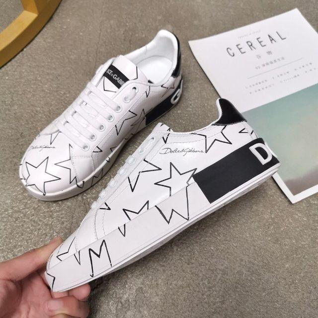 DOLCE&GABBANA(ドルチェアンドガッバーナ)の人気爆発 DOLCE&GABBANAスニーカー  メンズの靴/シューズ(スニーカー)の商品写真