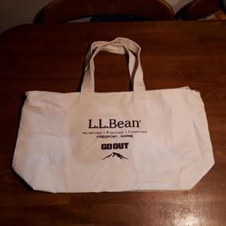 エルエルビーン(L.L.Bean)のL.L.Bean  GO OUTコラボ ビックトートバッグ(トートバッグ)